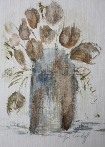 Evelyn Landorff Aquarelle
